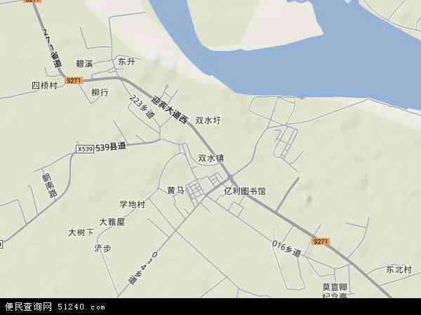 双水镇地图 双水镇卫星地图 双水镇高清航拍地图 双水镇高清卫星地图 图片