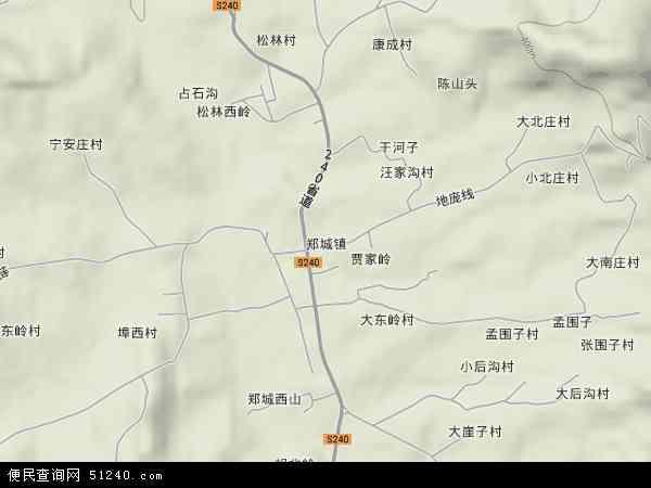 郑城镇地图 郑城镇卫星地图 郑城镇高清航拍地图 郑城镇高清卫星地图