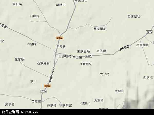 中国 湖南省 岳阳市 华容县 东山镇  本站收录有:2017东山镇卫星地图