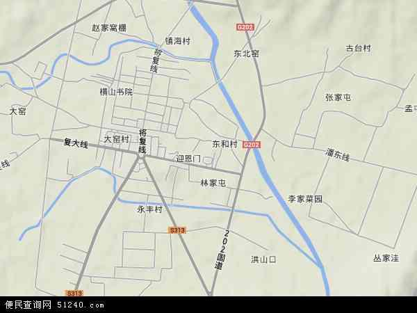 辽宁省 大连市 瓦房店市 复州城镇  本站收录有:2017复州城镇卫星地图