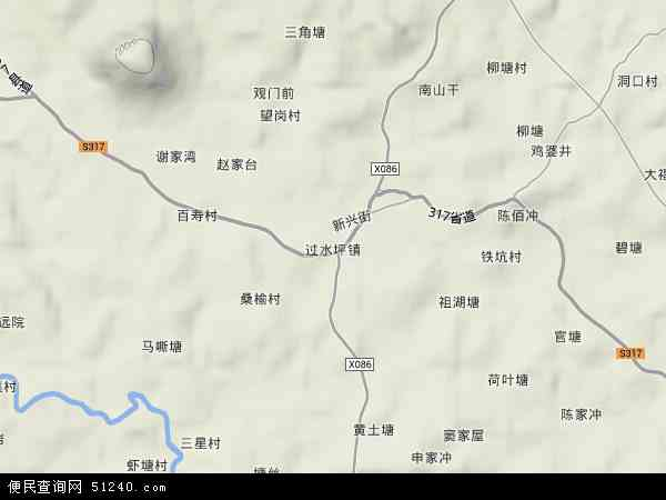 超高清中国地图2018