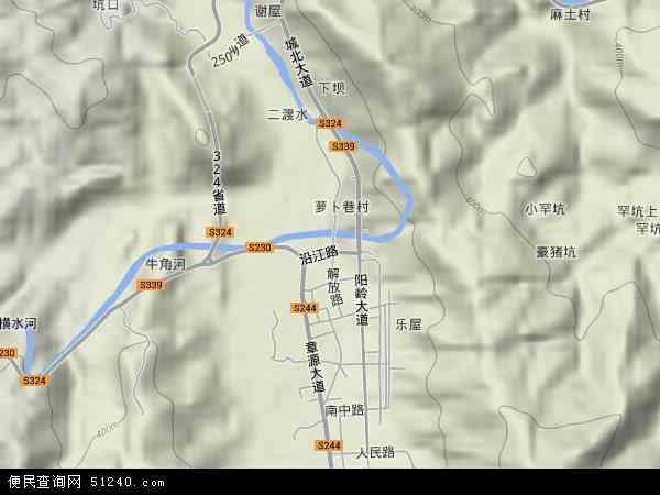 镇地图 横水镇卫星地图 横水镇高清航拍地图 横水镇高清卫星地图 横图片