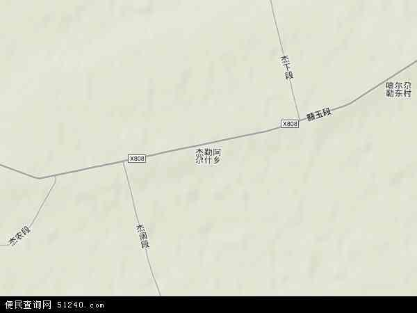 中国新疆维吾尔自治区塔城地区额敏县杰勒阿尕什镇地