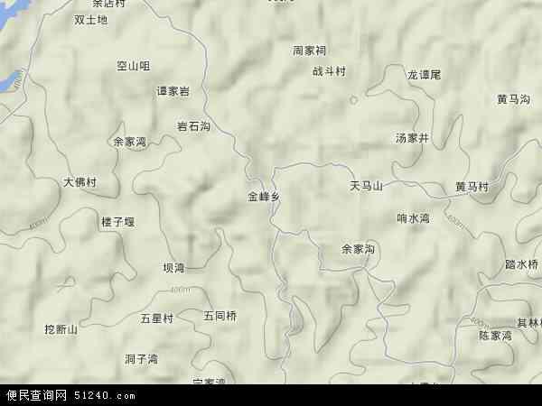 金峰乡地图 - 金峰乡卫星地图 - 金峰乡高清航拍地图
