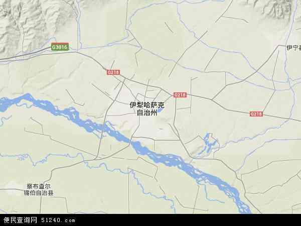 中国新疆维吾尔自治区伊犁哈萨克自治州伊宁市克伯克