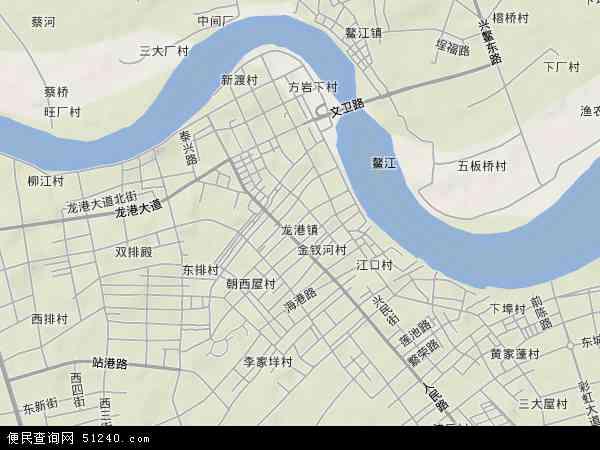 温州苍南龙港地图_温州苍南龙港地图-温州龙港镇地图