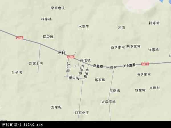 枣阳南城规划效果图