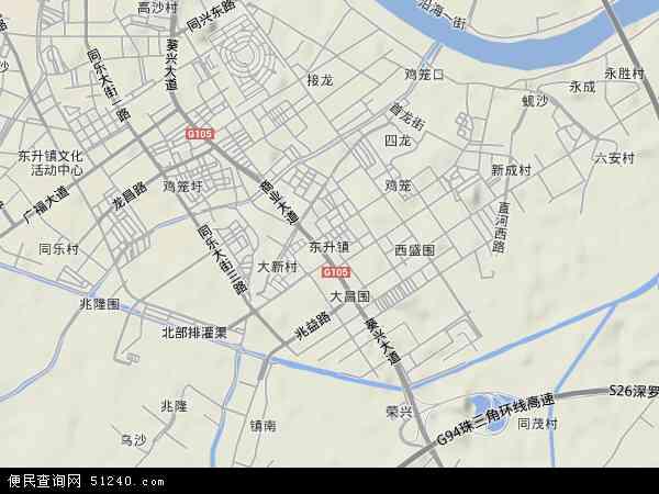深圳珠海地图全图展示_地图分享