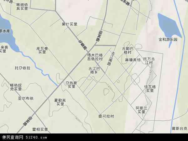 古江巴格乡卫星小学地图排名好邯郸图片