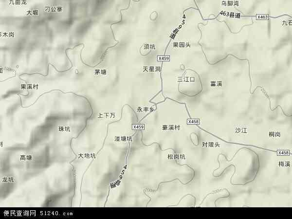 乡地图 永丰乡卫星地图 永丰乡高清航拍地图 永丰乡高清卫星地图 永图片