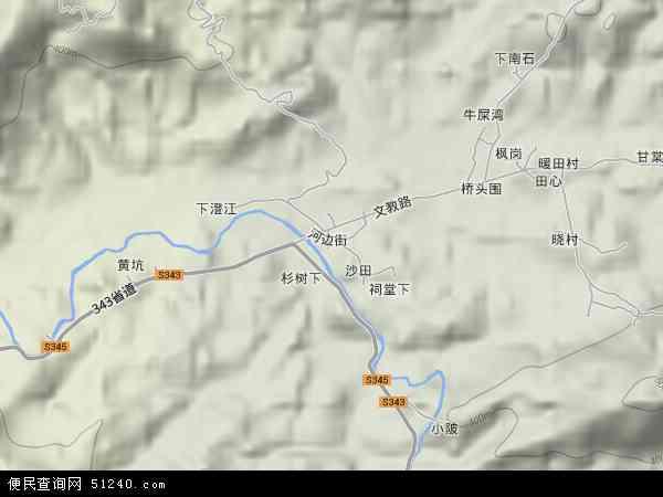 中國 廣東省 韶關市 始興縣 澄江鎮  本站收錄有:2019澄江鎮衛星地圖圖片