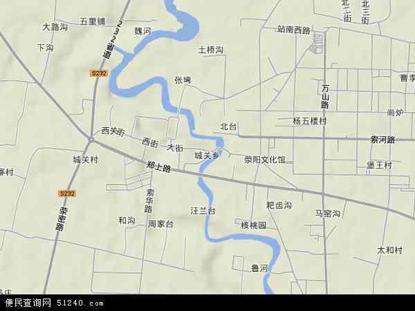 郑州市最新电子地图_郑州市最新电子地图-