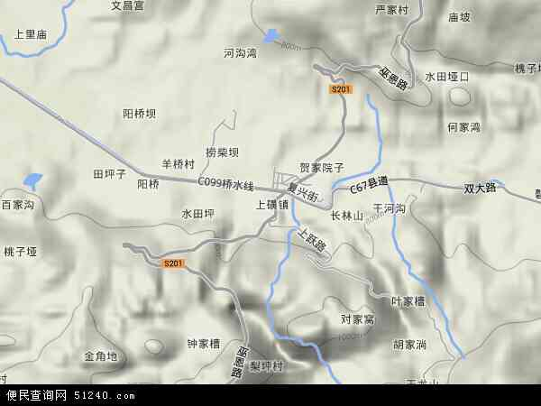中国 重庆市 > 县 >  巫溪县 上磺镇  本站收录有:2017上磺镇卫星地图