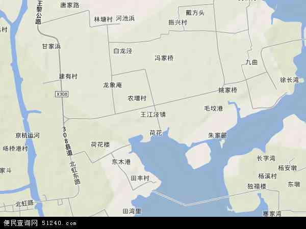 王江泾镇高清卫星地图 王江泾镇2017年卫星地图 中国浙江省嘉兴市