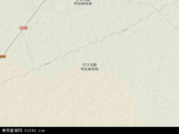 中国新疆维吾尔自治区塔城地区和布克赛尔蒙古自治县