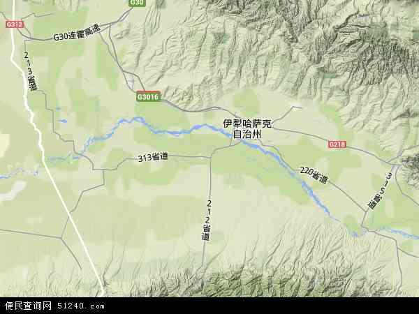 中国新疆维吾尔自治区伊犁哈萨克自治州察布查尔锡伯