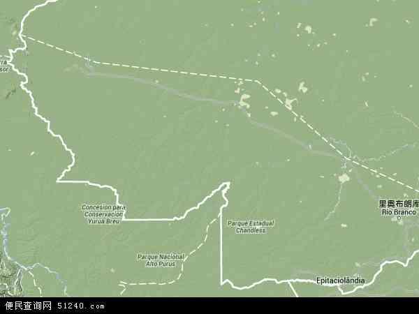 阿克里电子地图,2014阿克里地图