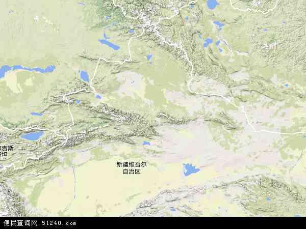和田县地图_阿拉尔市地图 - 阿拉尔市卫星地图 - 阿拉尔市高清航拍地图