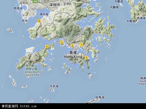 中国 香港 北区  本站收录有:2017北区卫星地图高清版,北区卫星影像