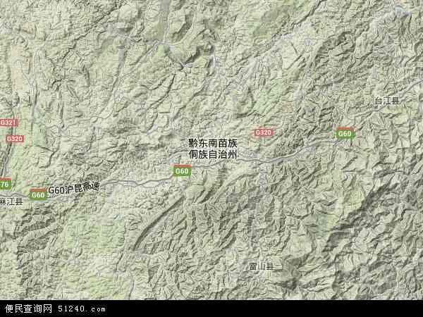 凯里市地图 凯里市卫星地图 凯里市高清航拍地图 凯里市高清卫星地图