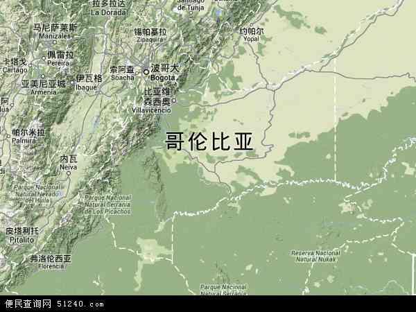 梅塔地图 - 梅塔卫星地图