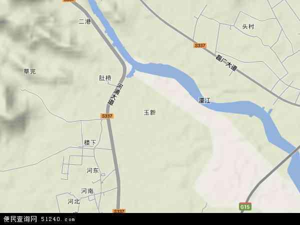 玉新地图 - 玉新卫星地图 - 玉新高清航拍地图 - 玉新