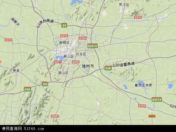 沛县动物园地图