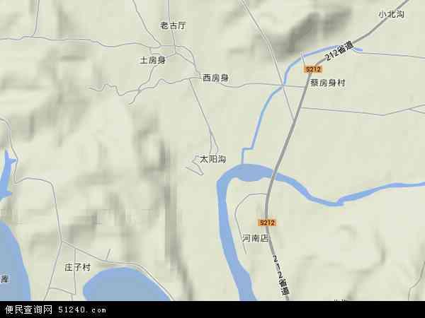 中国 辽宁省 大连市 瓦房店市 太阳  本站收录有:2017太阳卫星地图