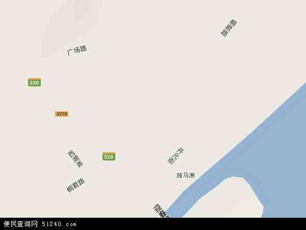 桐君地形地图