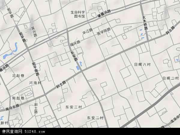 徐汇区地图全图高清版_徐汇区街道地图全图