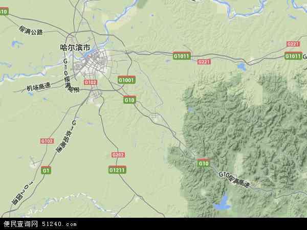 内蒙古大杨树镇地图