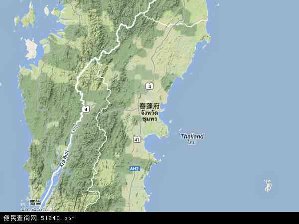 蓬卫星地图高清版