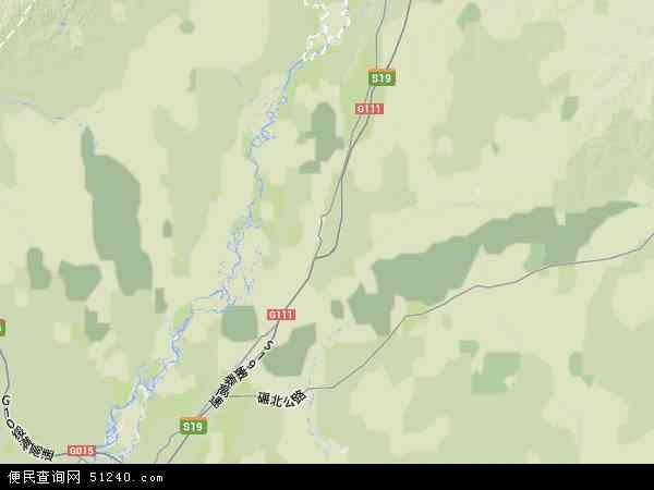 富裕县地图 富裕县卫星地图 富裕县高清航拍地图 富裕县高清卫星地图
