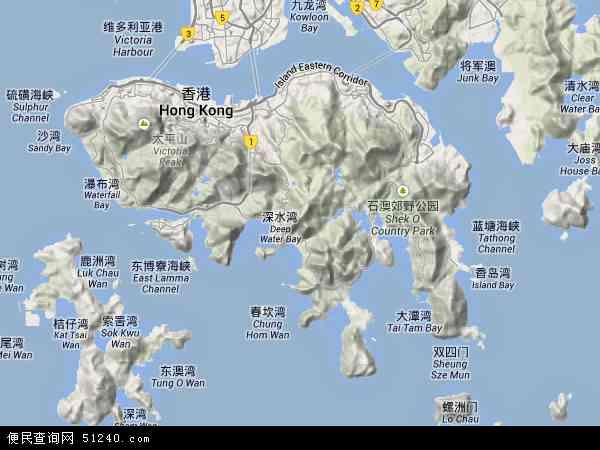 中国 香港 南区  本站收录有:2017南区卫星地图高清版,南区卫星影像