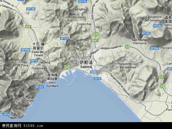 意大利卫星地图电子地图_卫星地图电子地图