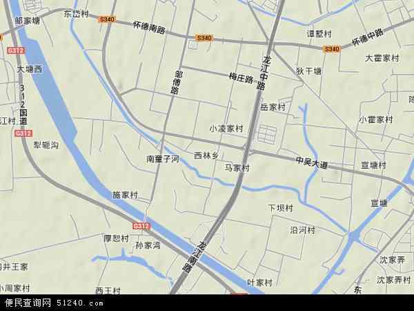 西林航拍照片,2014西林卫星地图