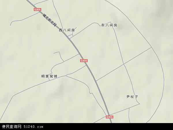 中国辽宁省朝阳市凌源市北街地图(卫星地图)
