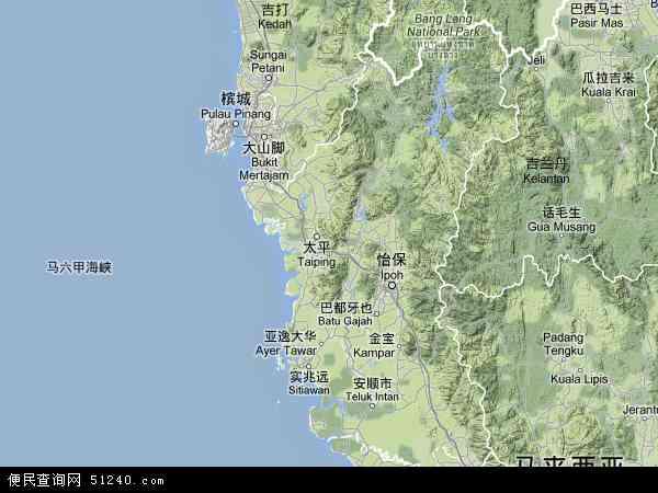 丹绒马卫星影像,丹绒马高清卫星航拍地图