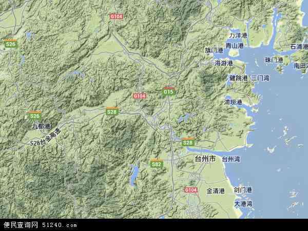 杜桥到蛇蟠岛地图