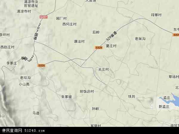 石龙区地图 - 石龙区卫星地图