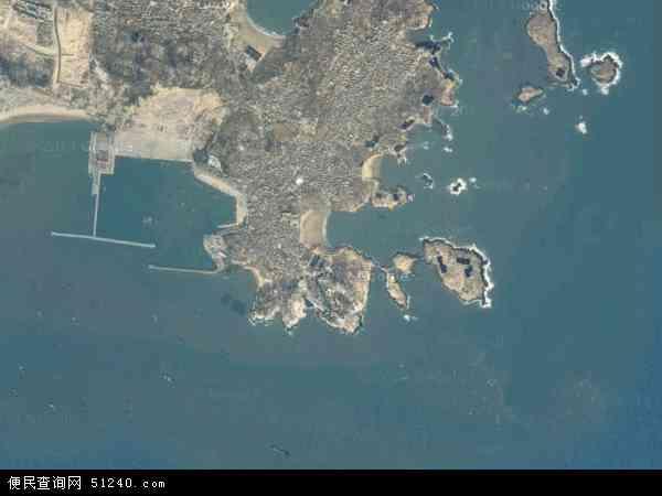 中国福建省福州市平潭县澳前镇地图(卫星地图)