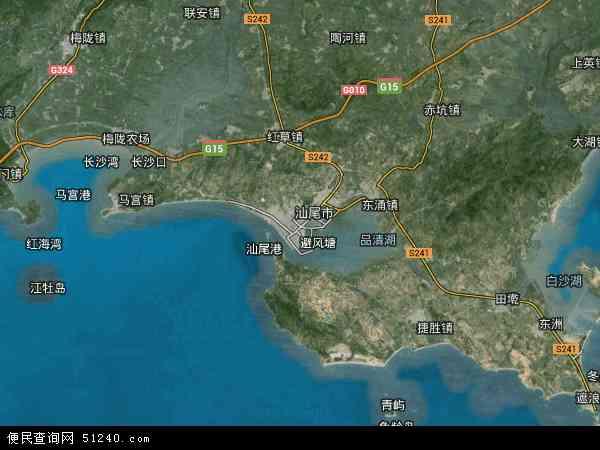 城区高清航拍地图 - 2015年城区高清卫星地图