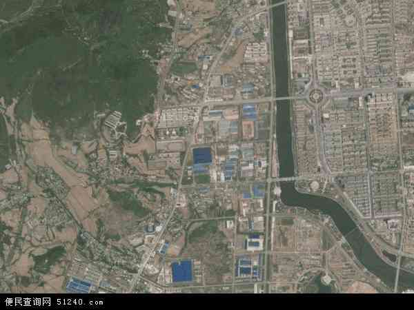 昌盛高清航拍地图 - 2016年昌盛高清卫星地图