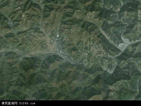 岛石镇地图 - 岛石镇卫星地图