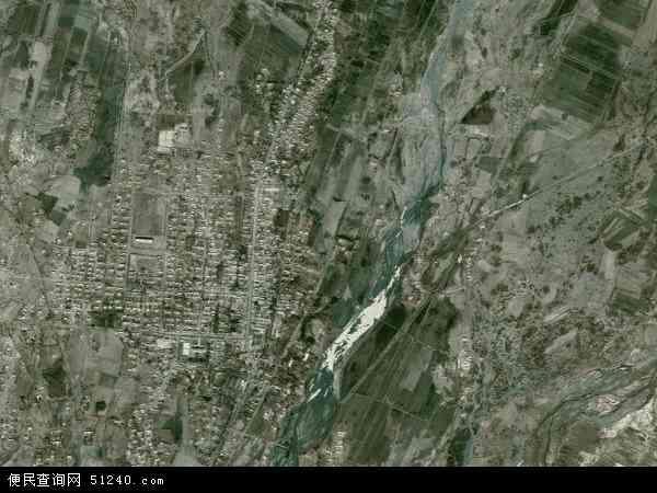 古尔图镇地图 - 古尔图镇卫星地图 - 古尔图镇高