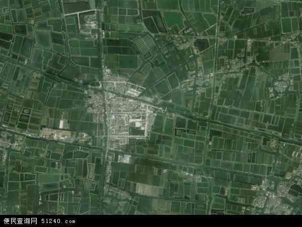 海南镇卫星地图 - 海南镇高清卫星地图 - 海南镇高清航拍地图 - 2016