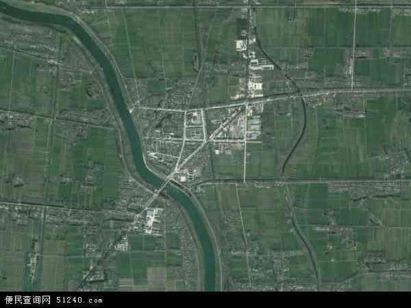 金锁镇高清卫星地图 金锁镇2017年卫星地图 中国江苏省宿迁市泗洪