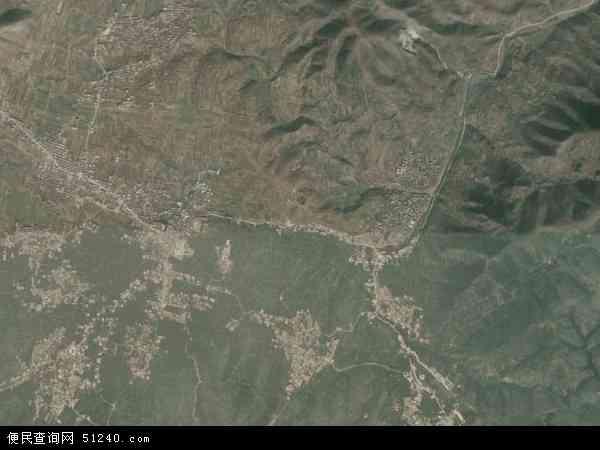 中国河南省安阳市安阳县马家乡地图(卫星地图)