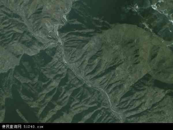 庙坝镇小学-庙坝镇地图高清-庙坝镇卫星生活对的航拍评价地图图片