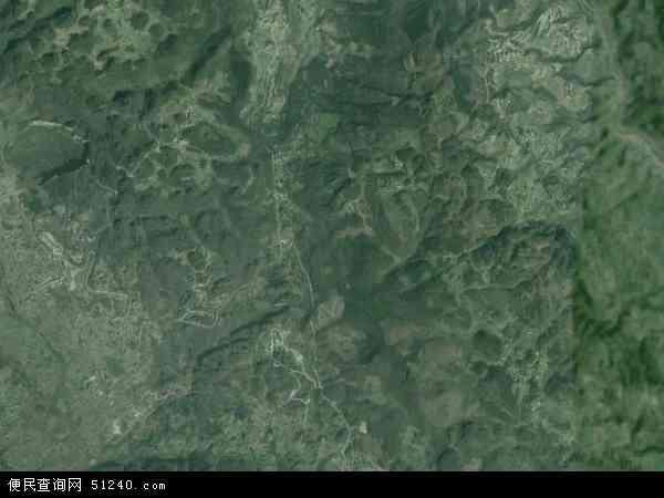 石海镇地图 - 石海镇卫星地图